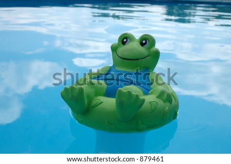 chill time - stock photo
