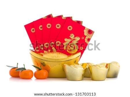 chinese new year - stock photo