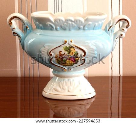 Chinese Porcelain Vase  - stock photo