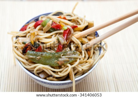 Chinese Take Out Food - stock photo