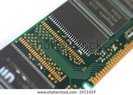 Chip - stock photo