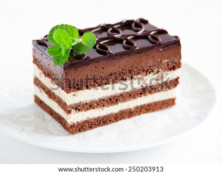 Opera Cake Stock Photos, Images, & Pictures | Shutterstock