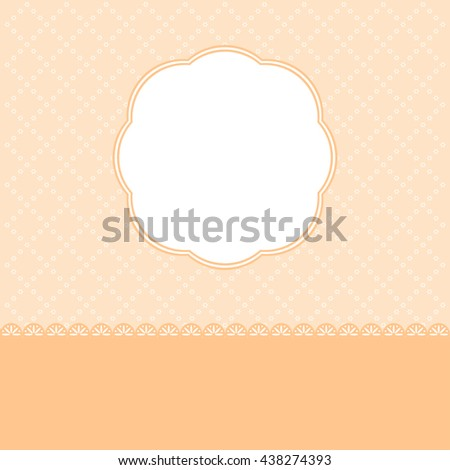 Christmas and new year greeting card template. - stock photo