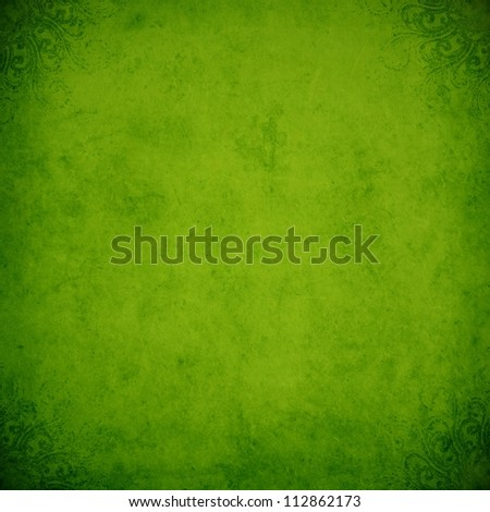 christmas background paper with place for your text - stock photo