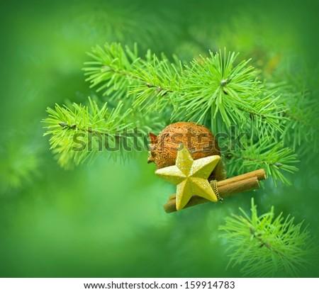 Christmas - Christmas decoration - stock photo