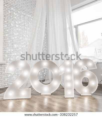 Christmas decor - stock photo