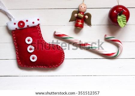 Christmas Decoration/ Christmas Decoration - stock photo