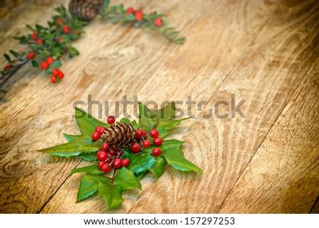 Christmas decoration - Christmas ornament   - stock photo