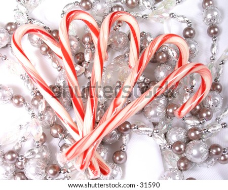 Christmas Decorations 7 - stock photo