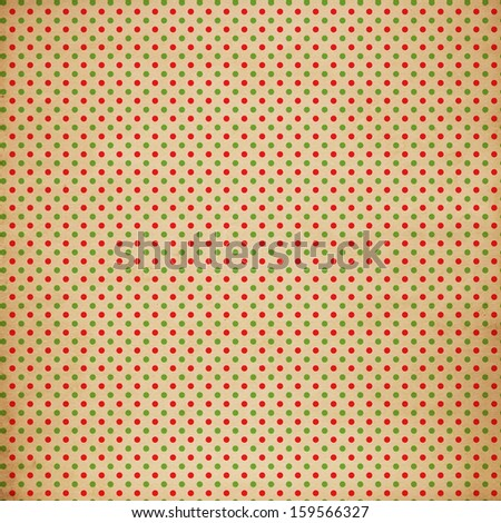 Christmas dotted background. christmas concept - stock photo