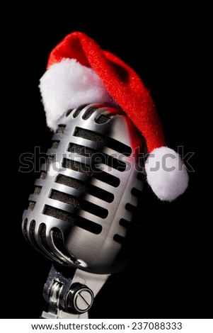 Christmas Songs - stock photo
