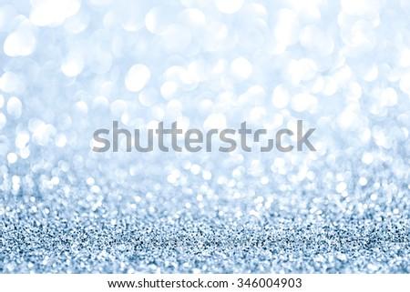Christmas sparkling background - stock photo