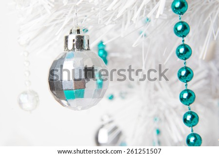 christmas toys - stock photo