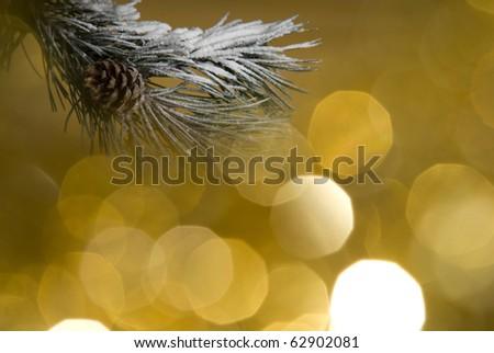 christmasbackground - stock photo