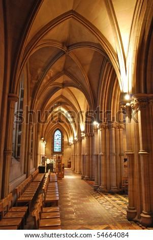 Church in Ireland - stock photo