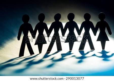 Church, Multi-Ethnic Group, Occupation. - stock photo