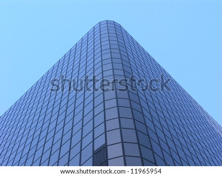 City Highrise 1 - stock photo