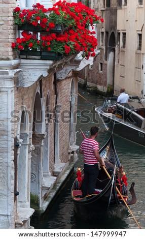 City of Venice - stock photo