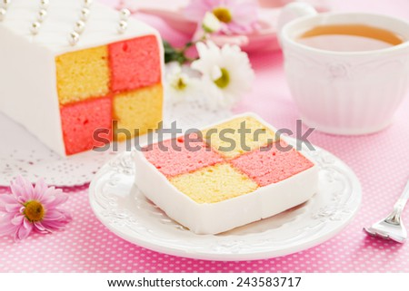 classic cake