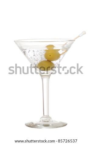 classic martini - stock photo