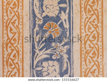 classic upholstery texture - stock photo