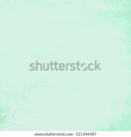 classy sky blue background with pastel top border and gradient color to white bottom border, old distressed vintage blue background with faded white color and vintage grunge texture - stock photo