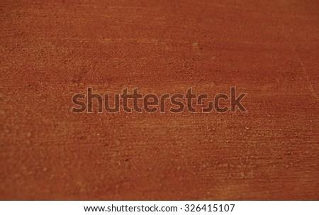 Clay pot texture - stock photo