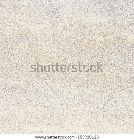 clean sand texture or background - stock photo