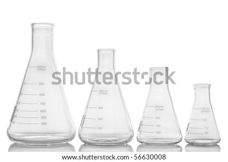 Conical Flask Conical Erlenmeyer Flasks