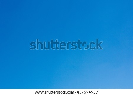clear blur sky daylight or summer sunlight - stock photo