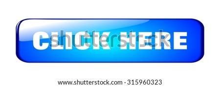 click here blue shiny button website modern style design - stock photo