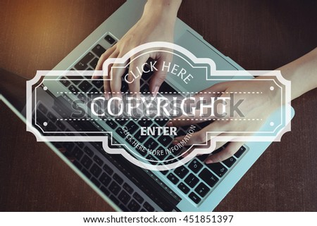 Click Here: Copyright - Enter Click Here More Information - stock photo