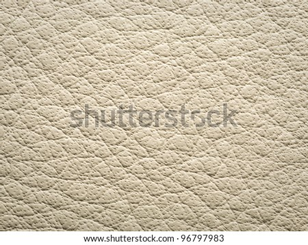 Close-up fabric leather texture to background - stock photo