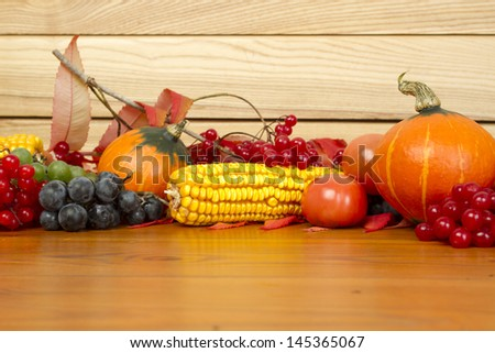 Close-up frame of a large quantity of vegetables - stock photo