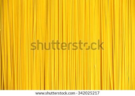 Close up Italian Pasta spaghetti macaroni. background, texture. - stock photo