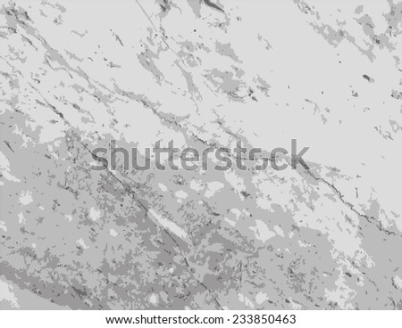 Close Up Marble Stone Wall - stock photo