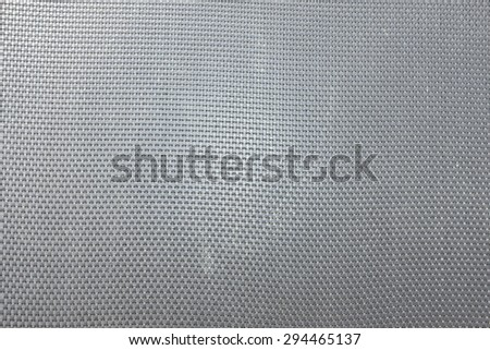 Close up o a mesh pattern - stock photo