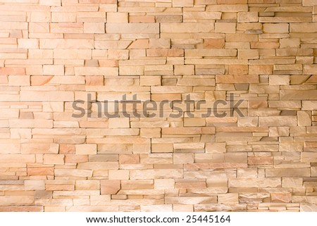 Close up of a stacked stone 1 - stock photo
