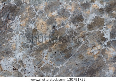 Close up of old concrete floor abstract background - stock photo