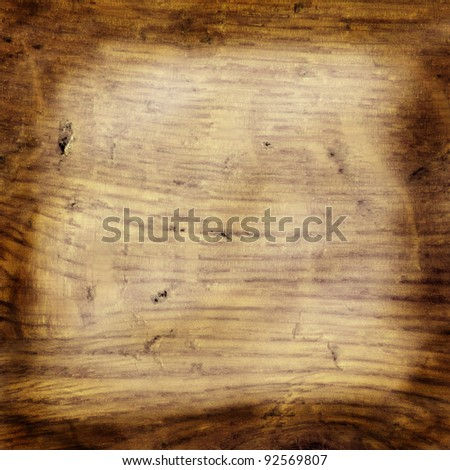 Close-up of wooden texture background - stock photo