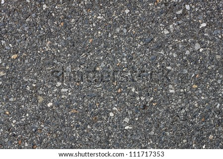 close up Road surface - stock photo