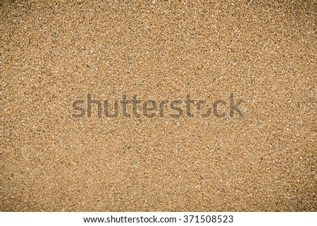 close up sand background for mix concrete in construction industrial - stock photo