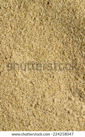 Close up, Sand background texture. - stock photo
