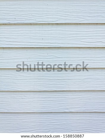close up shot of wooden plank for background - stock photo