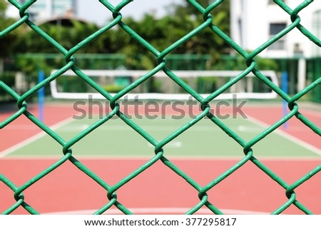Close-up wire mesh steel - stock photo