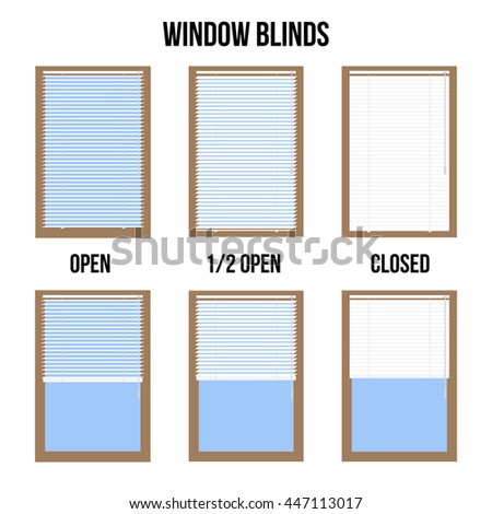 Closed Blinds Stock Photos Images Amp Pictures Shutterstock