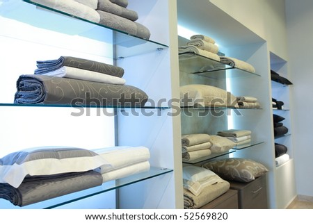 Closet - stock photo