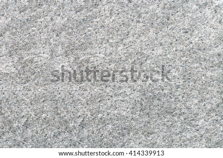 Closeup grey color Thermal Insulator and Acoustic Insulator texture. - stock photo
