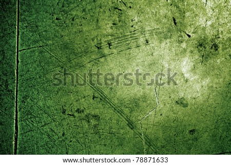 Closeup of grunge surface - stock photo