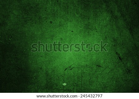Closeup of rough green textured background - stock photo